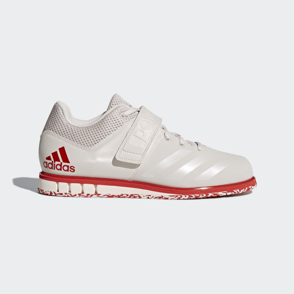 4128f1d099fb adidas Powerlift.3.1 Shoes - White