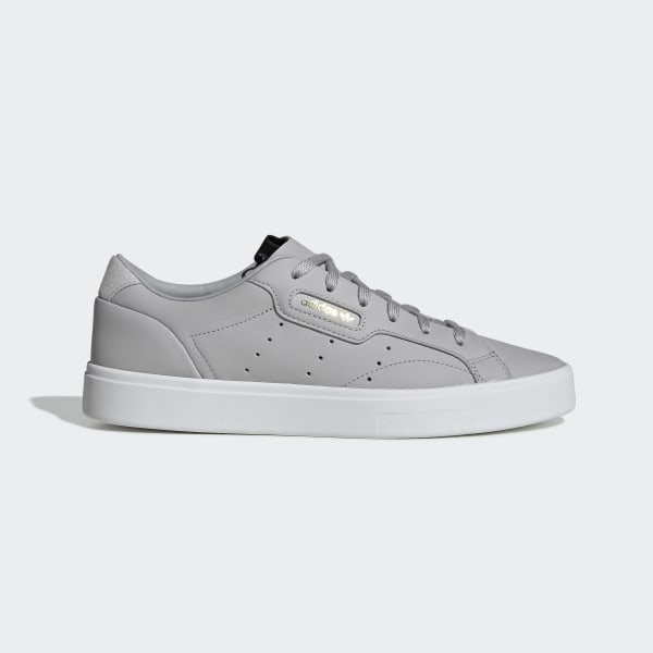 new product 808b9 9411d adidas Sleek Schuh Grey Two   Grey Two   Crystal White G27353