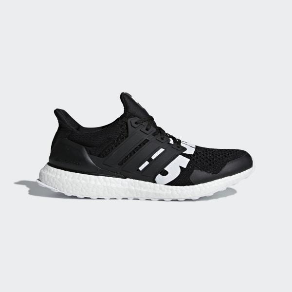 b7c831c00d1 adidas x UNDEFEATED Ultraboost Shoes Core Black Core Black Ftwr White B22480