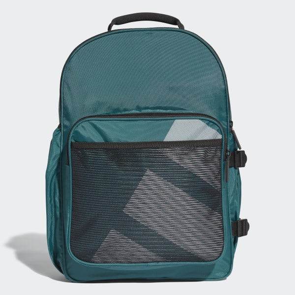 1f6013979d40 EQT Classic Backpack Mystery Green CE2344