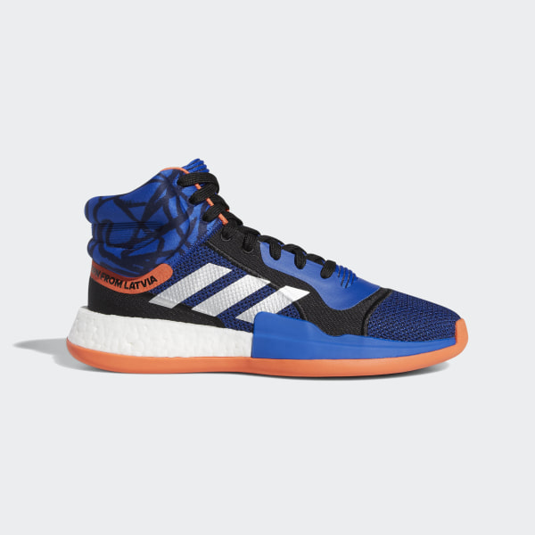 brand new 8f777 aa8c0 Marquee Boost Shoes Collegiate Royal  Core Black  True Orange G27738