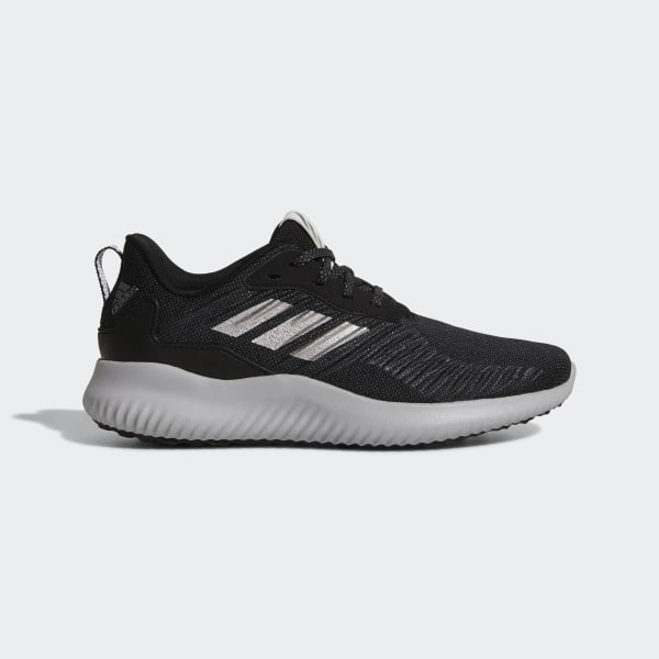 new products f66a2 ee85b Chaussure Alphabounce RC Core Black  Silver Metallic  Grey CG4745