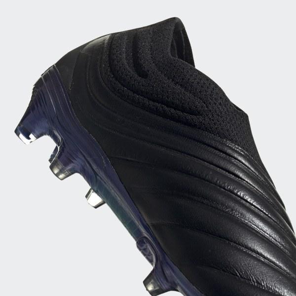 the best attitude 5e858 ebc46 Copa 19+ Firm Ground Boots Core Black  Core Black  Grey Six BC0565
