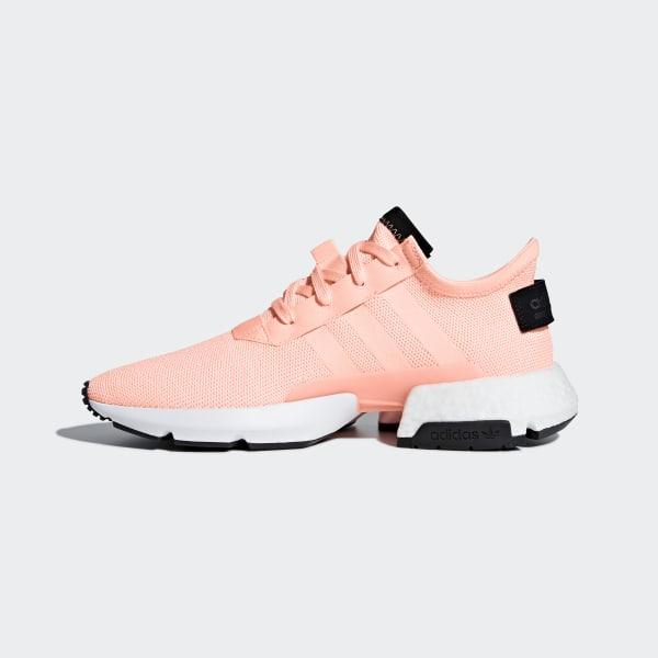 wholesale dealer c4d04 15cca POD-S3.1 Shoes Clear Orange  Clear Orange  Core Black B37364