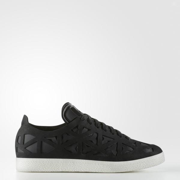 official photos 96c47 fdabd Gazelle Cutout Shoes Core Black   Core Black   Off White BY2959