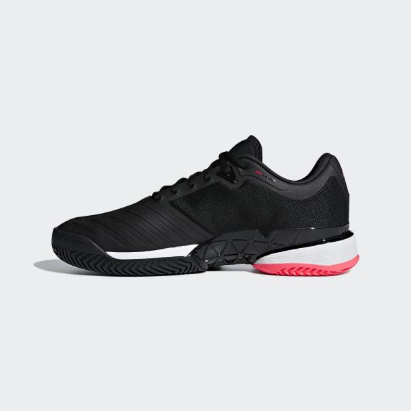 big sale 6919d 311a6 Barricade 2018 Shoes Core Black   Core Black   Flash Red AH2092