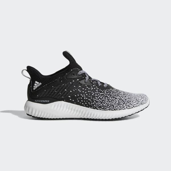 2ae7d8a8c Alphabounce CK Shoes Core Black   Cloud White   Core Black DA9969