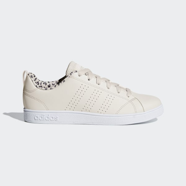 separation shoes 37c7d a870e VS Advantage Clean sko Raw White  Raw White  Ftwr White F36244