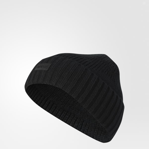 71fb0a3009f adidas Pine Knot Beanie - Black