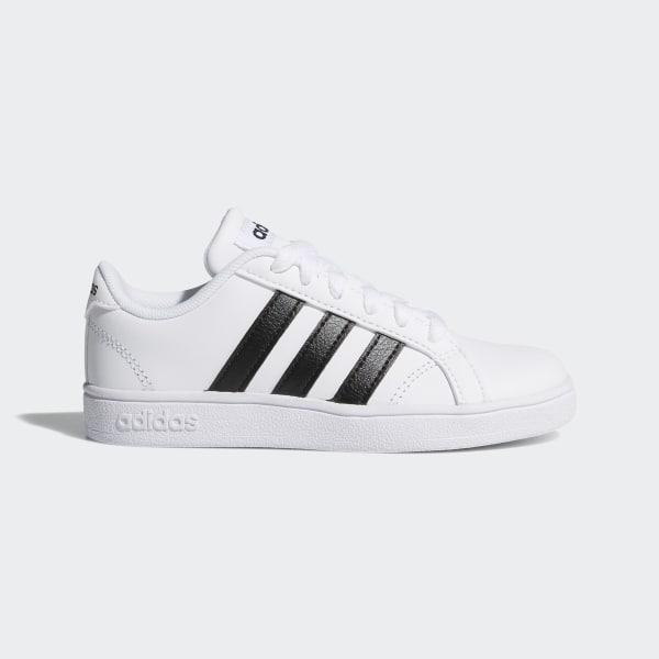 online retailer 9520b 7a3b4 Zapatillas BASELINE K Ftwr White  Core Black  Ftwr White AW4299