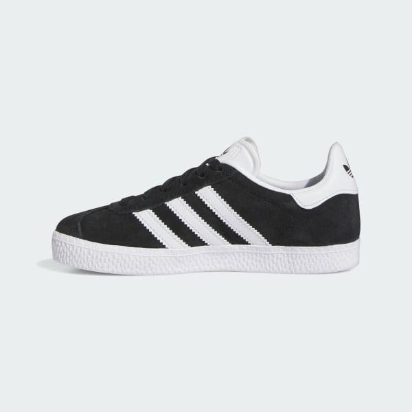 0b13e709e8c Gazelle Shoes Core Black Footwear White Gold Metallic BB2507