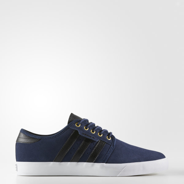 purchase cheap 0127b 1f636 Seeley Shoes Collegiate Navy   Core Black   Cloud White BY4014