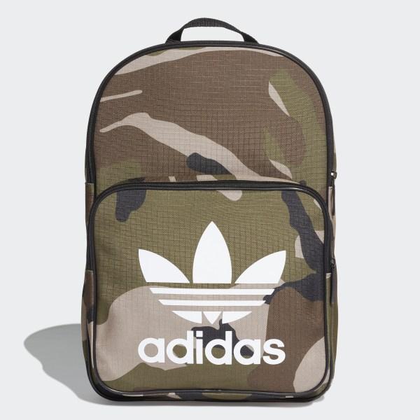 659d344534 Zaino Classic Camouflage - Verde adidas | adidas Switzerland
