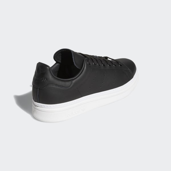 new products 0670d a2724 Stan Smith New Bold Shoes Core Black   Core Black   Ftwr White B28152