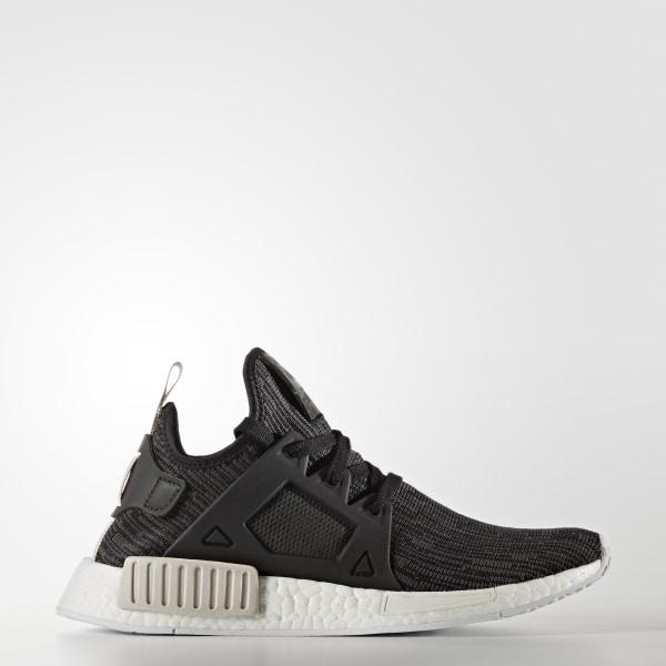 daf2dc3bfe6ab NMD XR1 Primeknit Shoes Core Black   Utility Black   Footwear White BB2370