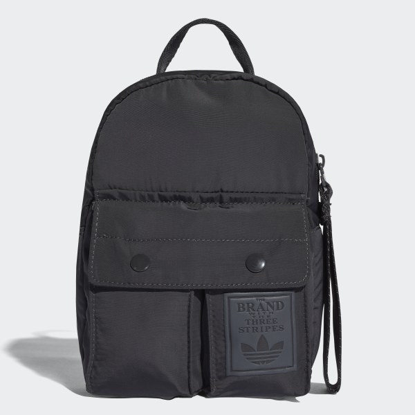 adidas Mini Classic Backpack - Grey   adidas US 3b48c34290