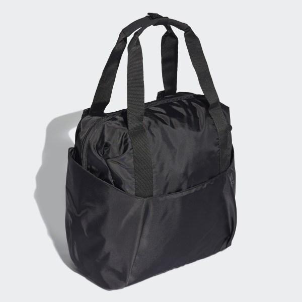 6d6152117c1dd Torba Training ID Black   Black   Black DT4062