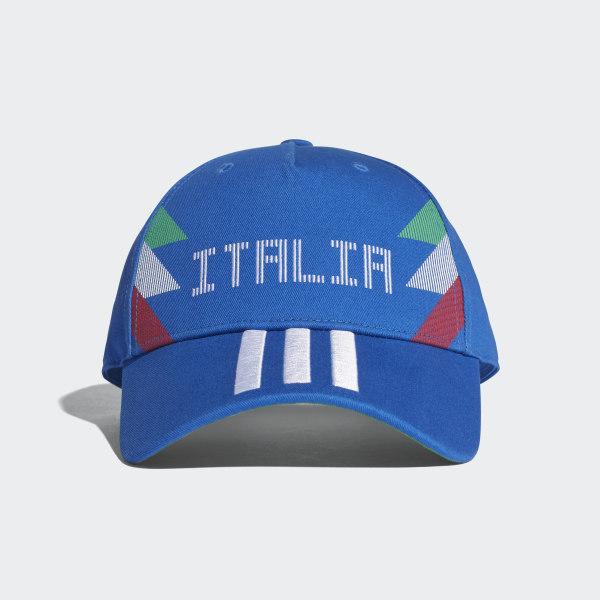 adidas Italy Cap - Blue  7240761cd