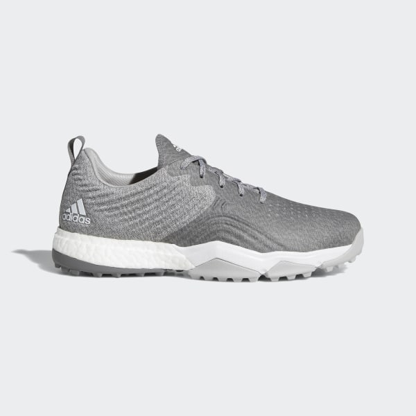 brand new c7627 84a17 Adipower 4orged S Wide Schoenen Grey Two  Grey Four  Raw Amber B37174