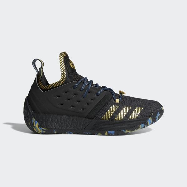 ab441b49a1f2 adidas Harden Vol. 2 MVP Shoes - Black