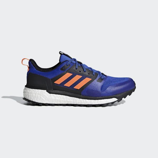 dda2ecab2 Supernova Trail Shoes Hi-Res Blue   Hi-Res Orange   Core Black BB6622