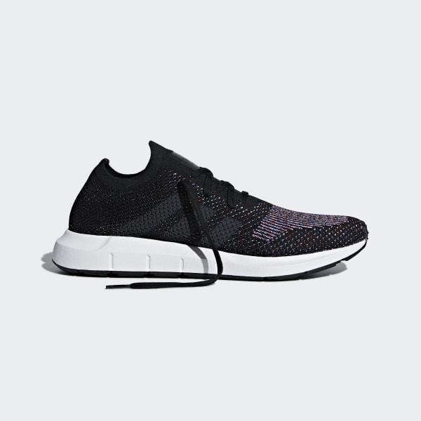 cc90a41646843 Swift Run Primeknit Shoes Core Black   Grey   Medium Grey Heather CQ2894