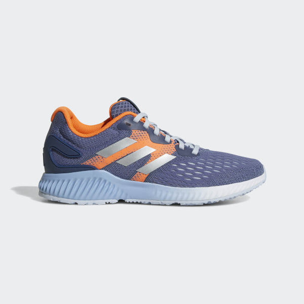 best sneakers 4ad41 ad971 Aerobounce Shoes Raw Indigo  Silver Met.  Hi-Res Orange DA9964
