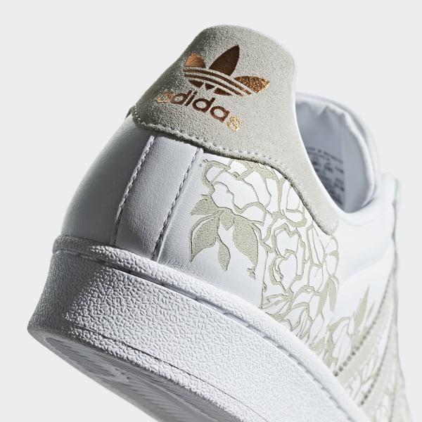 996a97193dc Superstar Shoes Ftwr White   Ftwr White   Copper Met. CG6002