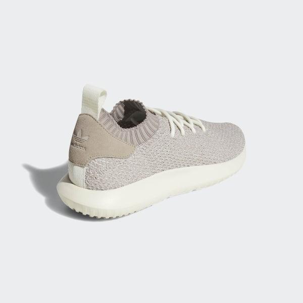 b137925802fa0c Tubular Shadow Primeknit Shoes Grey   Running White   Clear Brown B22444