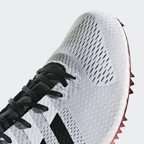 17f161e682e4c6 Adizero Avanti Spikes Ftwr White   Core Black   Shock Red B37486