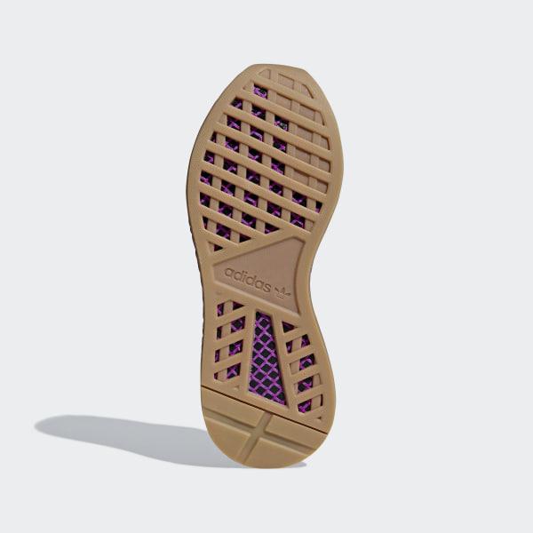 new arrival 3674b 68c73 Dragonball Z Deerupt Runner Shoes Shock Purple  Supplier Colour  Supplier  Colour D97052