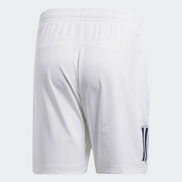 478329d39fb2 3-Stripes Club Shorts White   Black CE1431