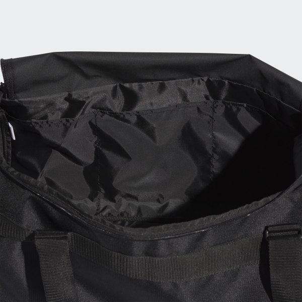 f9a033557c5f Convertible 3-Stripes Duffel Bag Large Black White White CG1534