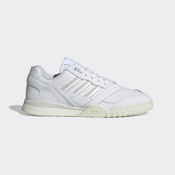 the latest 55aa7 16e7b A.R. Trainer Shoes Cloud White   Raw White   Off White CG6465. Share how  you wear it.  adidas