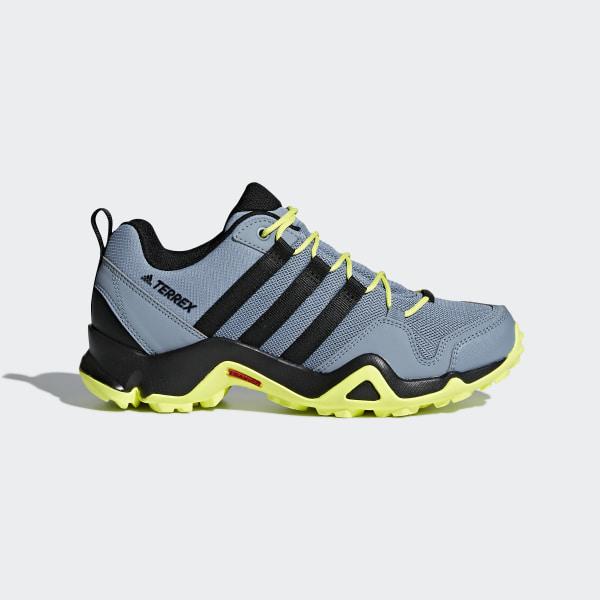 407826cb043 Zapatillas Terrex AX2R RAW GREY S18 CORE BLACK SEMI FROZEN YELLOW F15 CM7721
