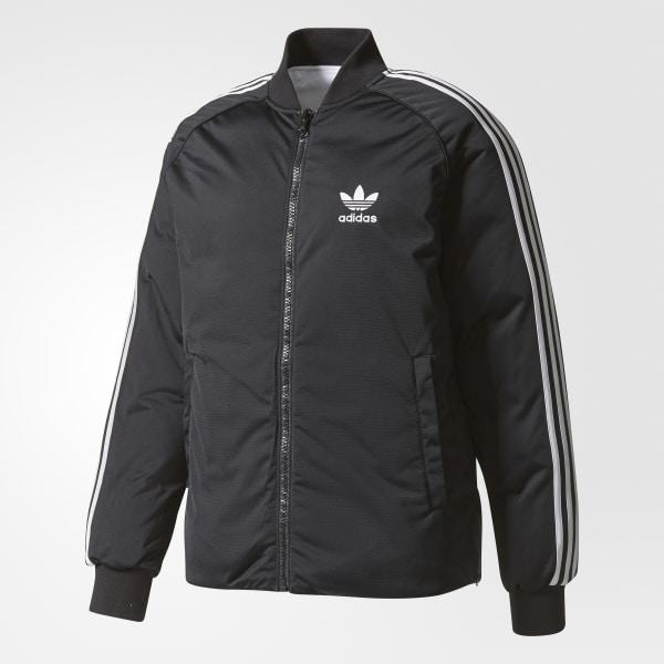 efd48ba83012 adidas SST Reversible Jacket - White
