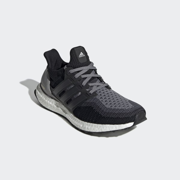 6e417b6f7 Ultra Boost Shoes Core Black   Core Black   Grey AF5141