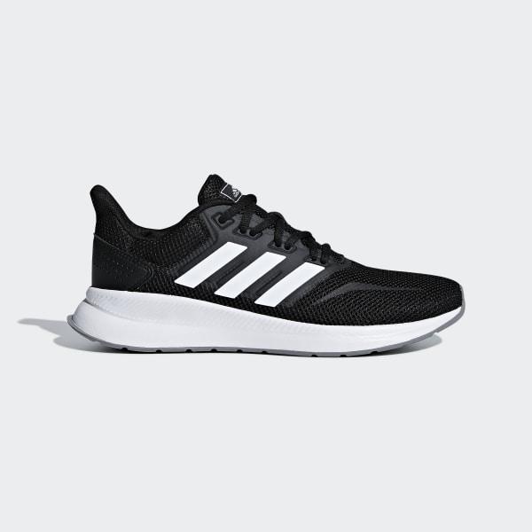 e6ea1484aacf0c Runfalcon Schuh Core Black   Ftwr White   Grey Three F36218