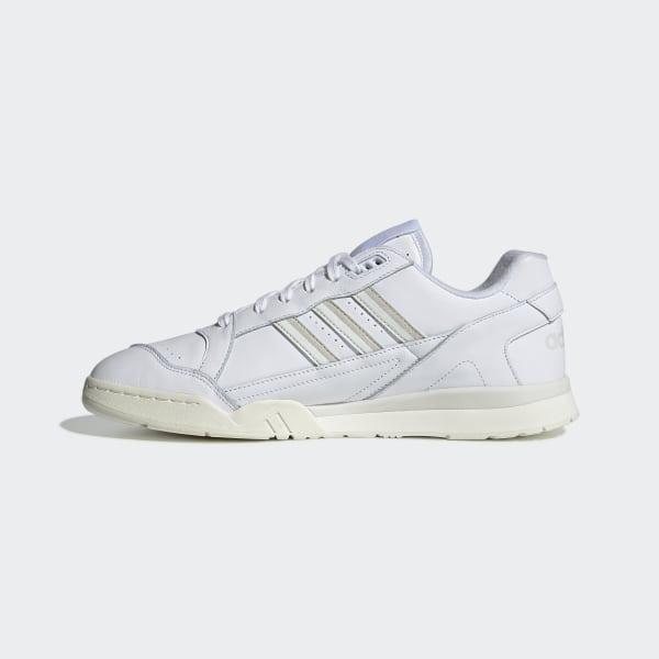 61caf9aca1da2 A.R. Trainer Shoes Cloud White   Raw White   Off White CG6465
