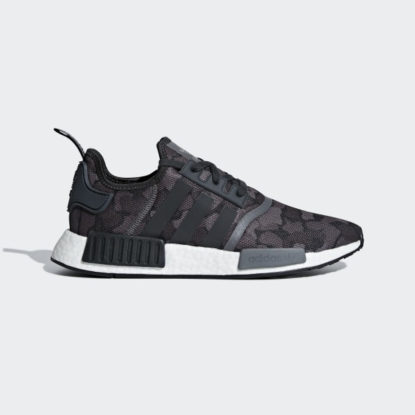 fea60d18edd Obuv NMD R1 Core Black   Grey Four   Grey Five D96616