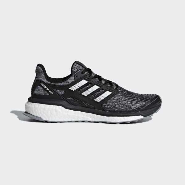 Tênis Energy Boost CORE BLACK FTWR WHITE GREY THREE F17 AQ0015 100feb67001a4