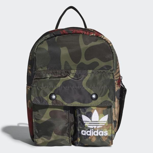 3e8ecd503d Mochila Pharrell Williams HU Mini - Multicores adidas