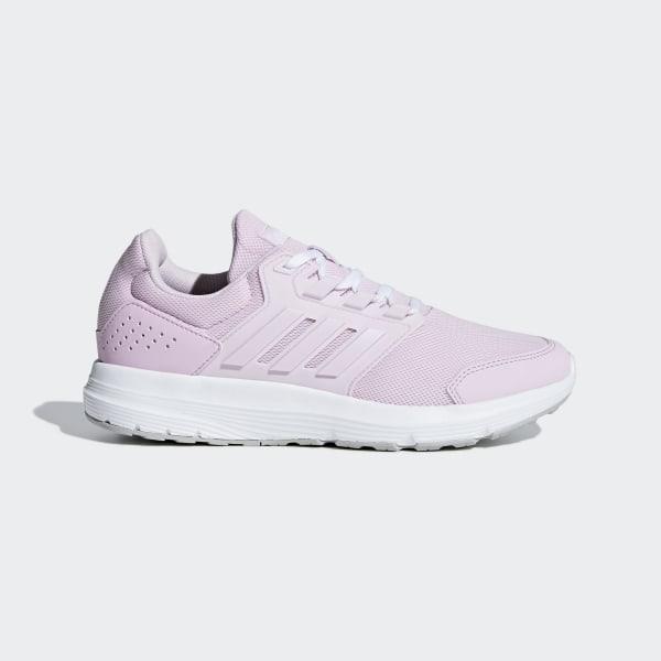 44936b1d63465 Zapatilla Galaxy 4 aero pink s18   aero pink s18   grey two f17 F36178