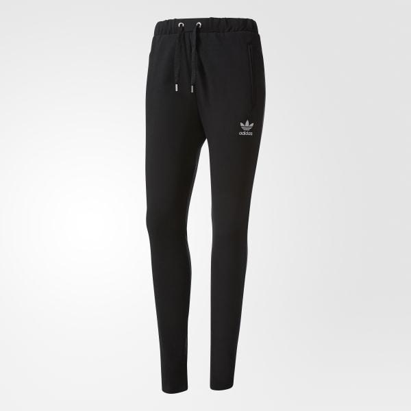 adidas Slim Track Pants - Black  73851ed99f
