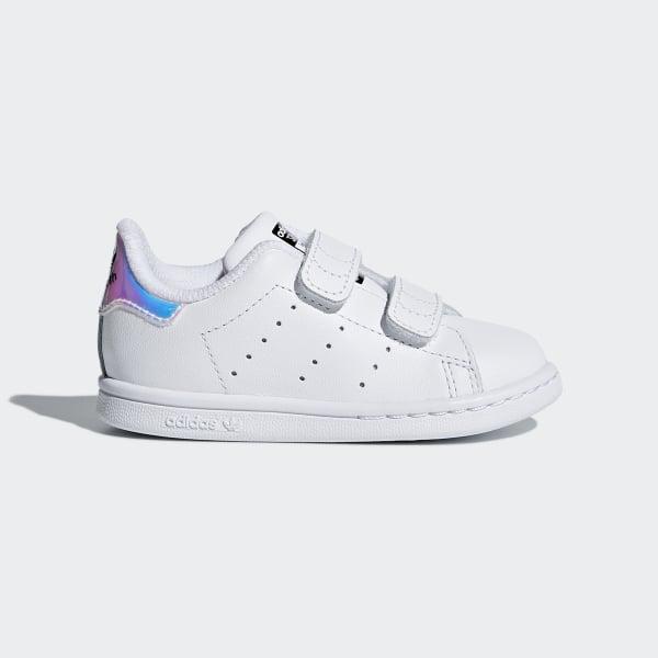 b11d022d4da Stan Smith Shoes White   Metallic Silver   Ftwr White AQ6274