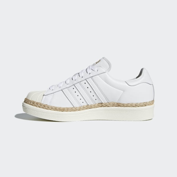 check out fd7c6 39aae Scarpe Superstar 80s New Bold Ftwr WhiteFtwr WhiteOff White DA9573