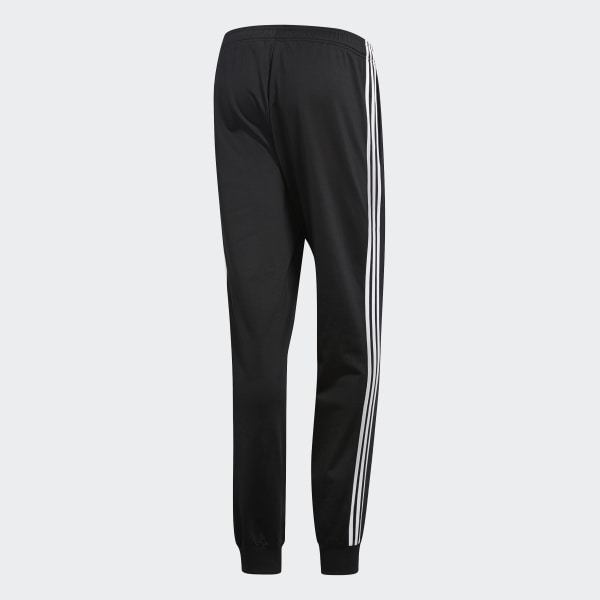 8295ab5254d Essentials 3-Stripes Pants Black   White BK7396