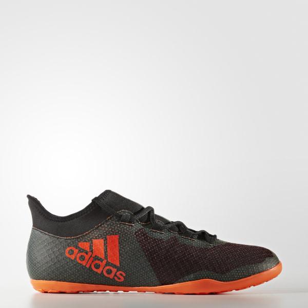 Chuteira X 17.3 Futsal CORE BLACK SOLAR RED SOLAR ORANGE CG3718 5df285ead662b