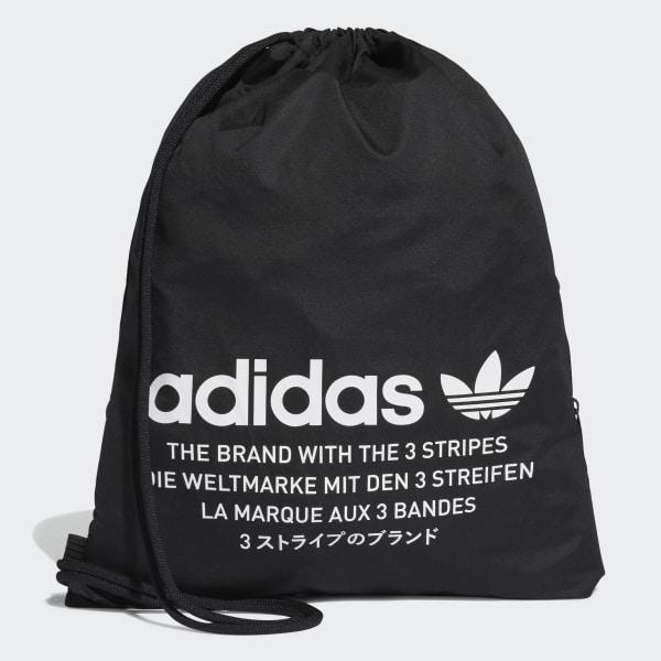 adidas Taška adidas NMD Gym - černá  5496631f84