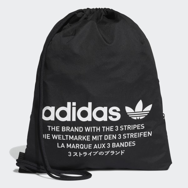 92a04f1650 adidas NMD Gym Sack Black DU6812